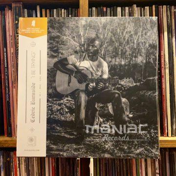 Maniac Records Cedric Burnside I Be Trying Edicion Vinilo