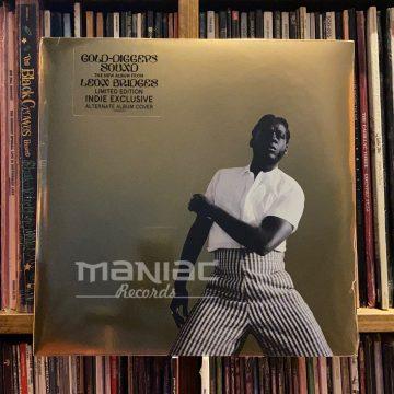 Manaic Records Leon Bridges Gold-diggers Sound Vinilo Color