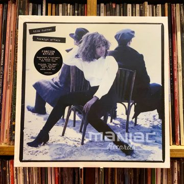 Maniac Records Tina Turner Foreign Affair 2 Vinilos