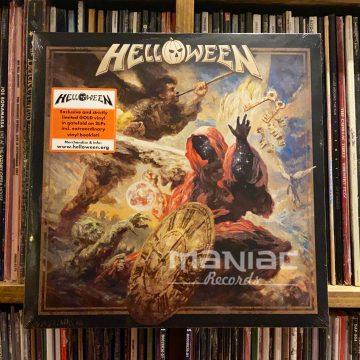 Maniac Records Helloween Helloween 2 Vinilos Color